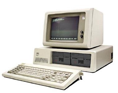 Naissance de l'IBM PC