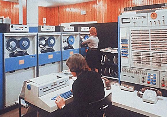 L'avenir de l'ordinateur central